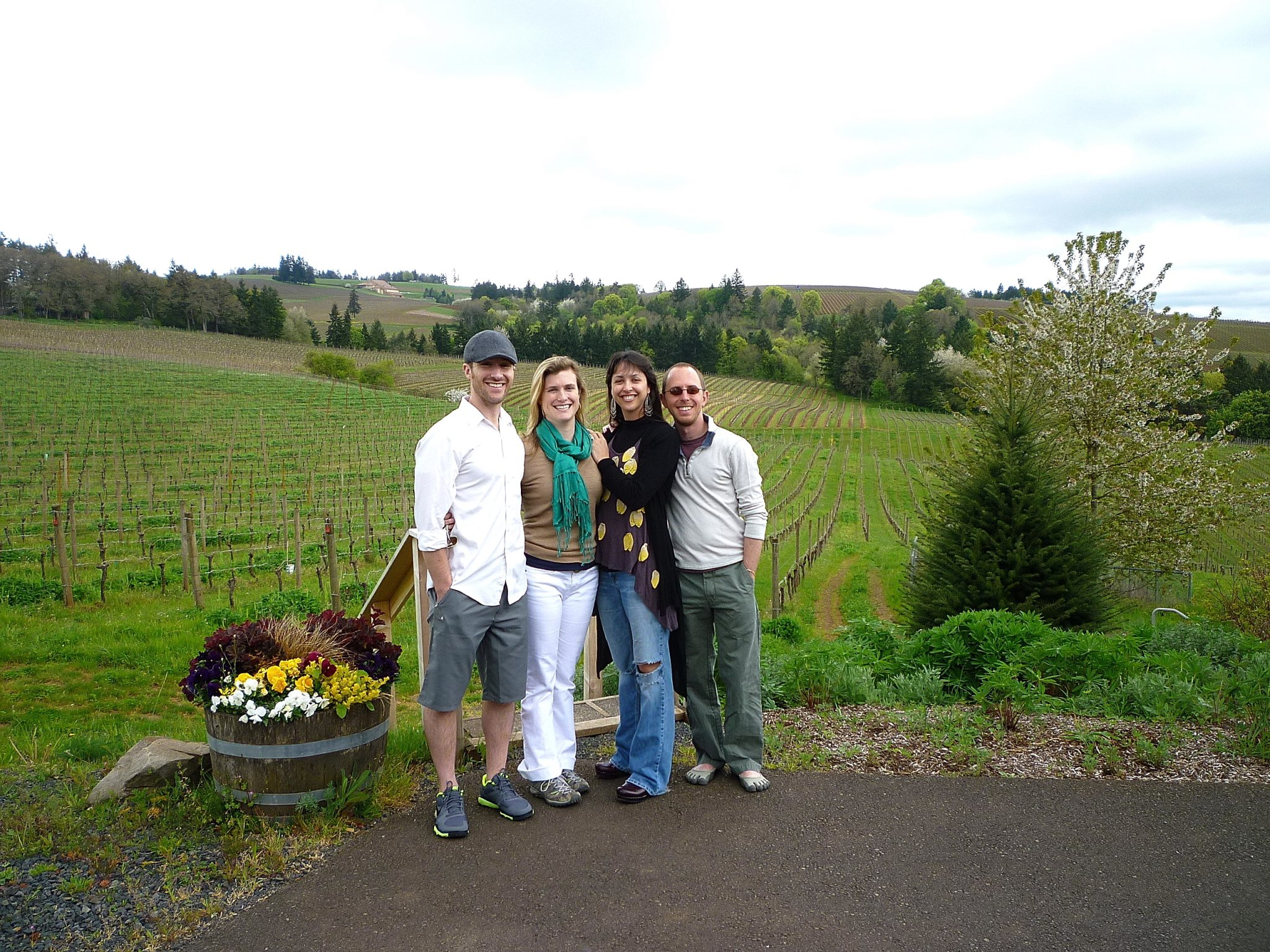 Winery Tour - Eco Tours of Oregon