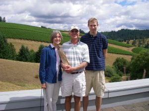 Grounds - Winery Tour - EcoTours of Oregon