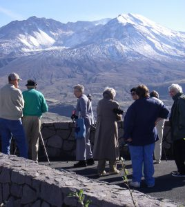 Mount Saint Helens Volcano Tour - Viewpoint - EcoTours of Oregon