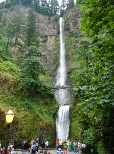 Columbia River Gorge Tours - Multnomah Falls - Eco Tours of Oregon