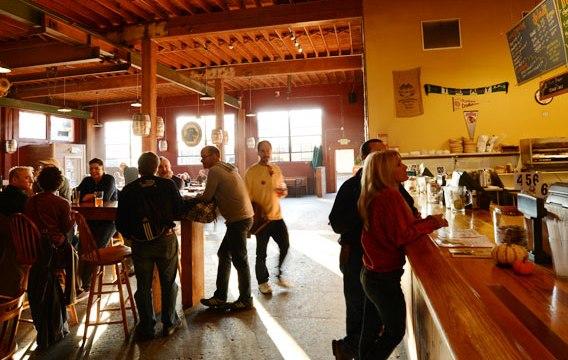 Portland Microbrewery Tour - Lucky Lab