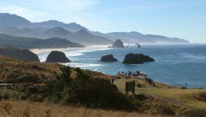 Northern Oregon Coast - Ecola State Park