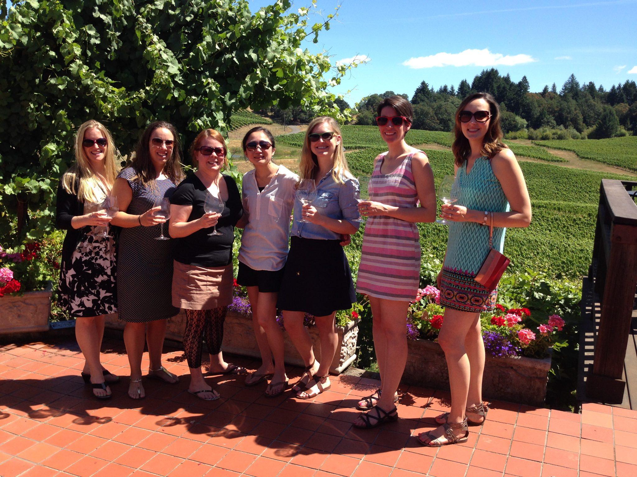 Winery Tours - Eco tours of Oregon