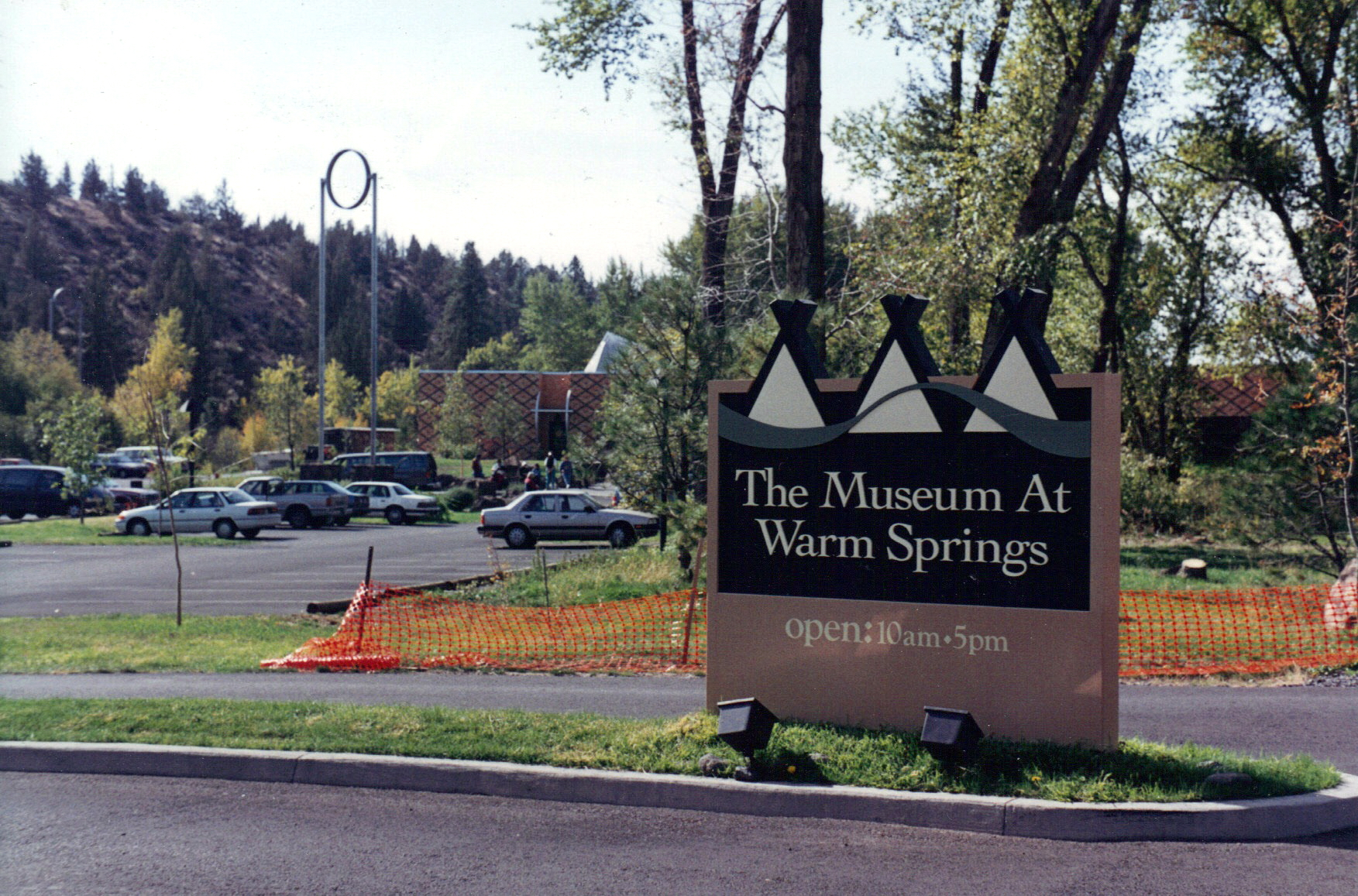 Native American Cultural Tour - Warm Springs