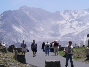 Mount Saint Helen Tour